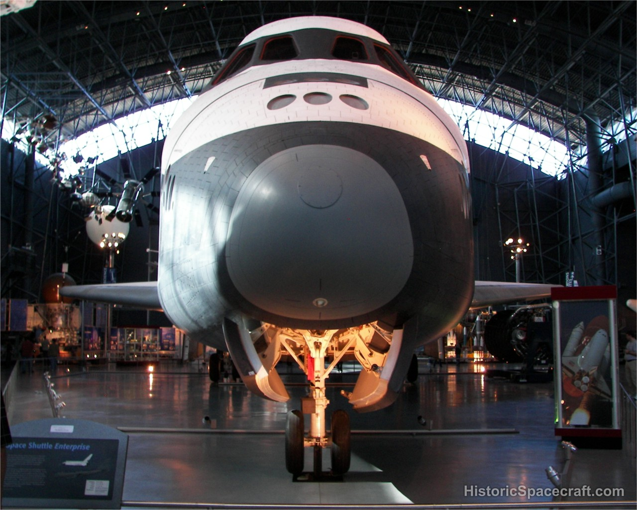 Space Shuttle Enterprise Wallpaper