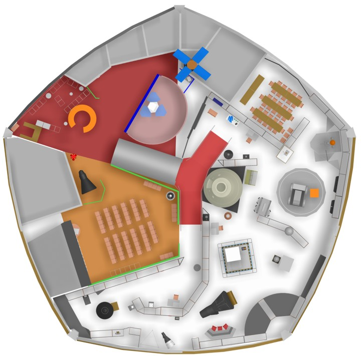 Designs Science Center: Historic Spacecraft